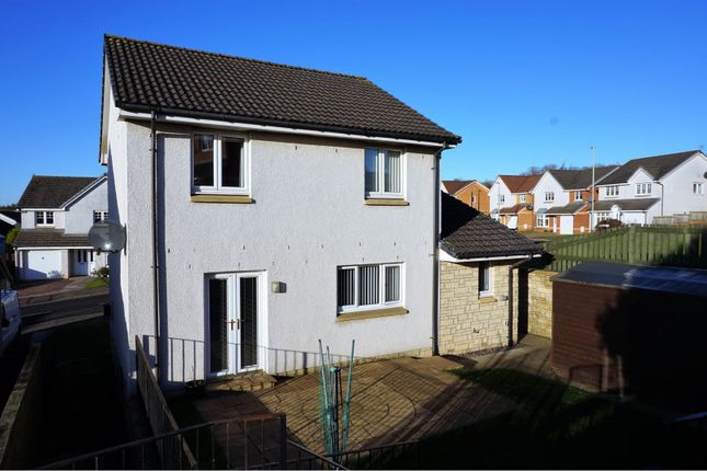 Rear View of Lawers Drive, Broughty Ferry, Dundee DD5