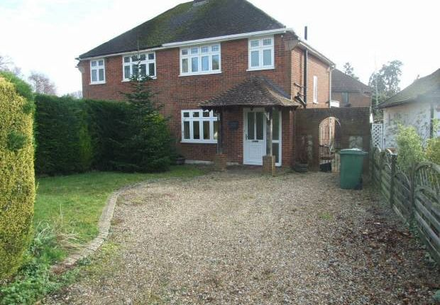 3 bed semi-detached house to rent in Church Street, Teston, Maidstone ME18