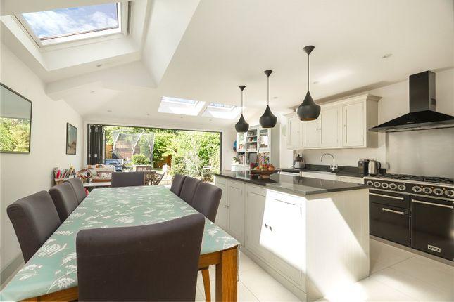 Kitchen of St. Marys Grove, Grove Park, Chiswick, London W4