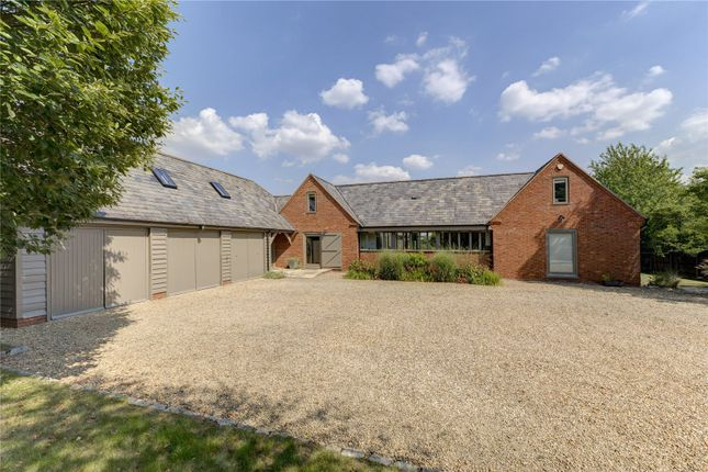 Thumbnail Detached house for sale in Dark Lane, Chearsley, Aylesbury