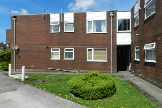 Thumbnail Flat for sale in St James Court, Lostock Hall, Preston