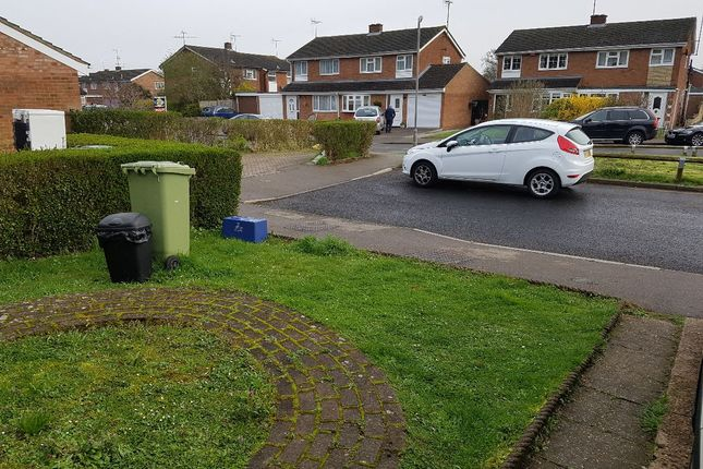 Thumbnail Semi-detached house to rent in Baccara Grove, Bletchley