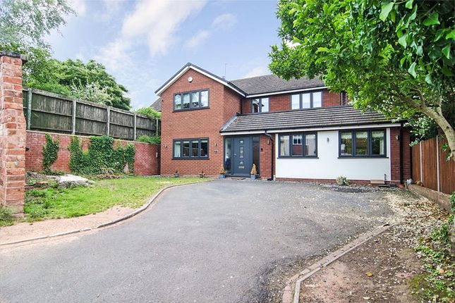 Thumbnail Detached house for sale in Nether Beacon, Lichfield