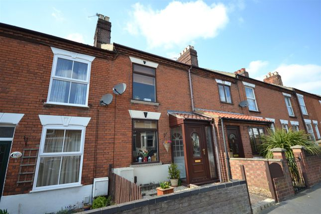 Thumbnail Terraced house for sale in Spencer Street, Norwich