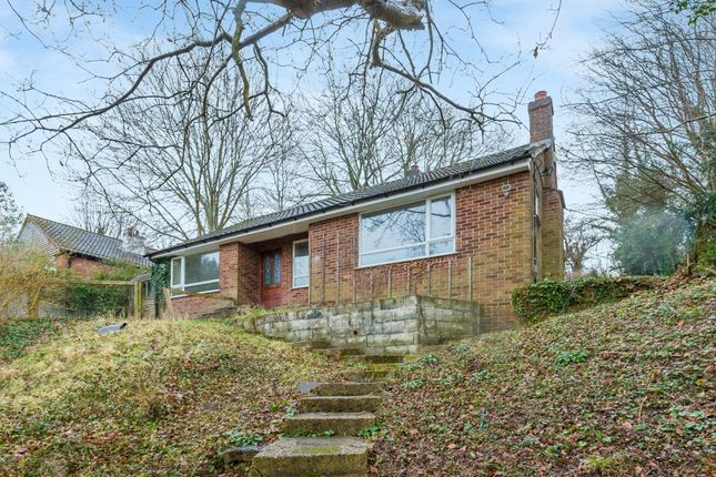 Thumbnail Detached bungalow to rent in Carrington Road, High Wycombe