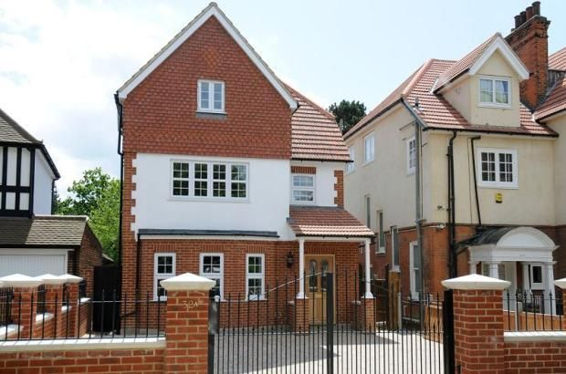 Thumbnail Detached house to rent in West Park, London