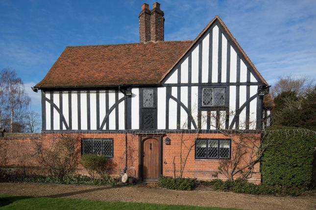 Thumbnail Detached house to rent in Fanhams Hall, Ware