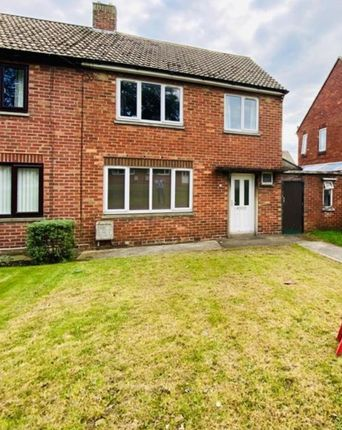 3 bed semi-detached house to rent in Millfield Road, Fishburn, Stockton-On-Tees TS21