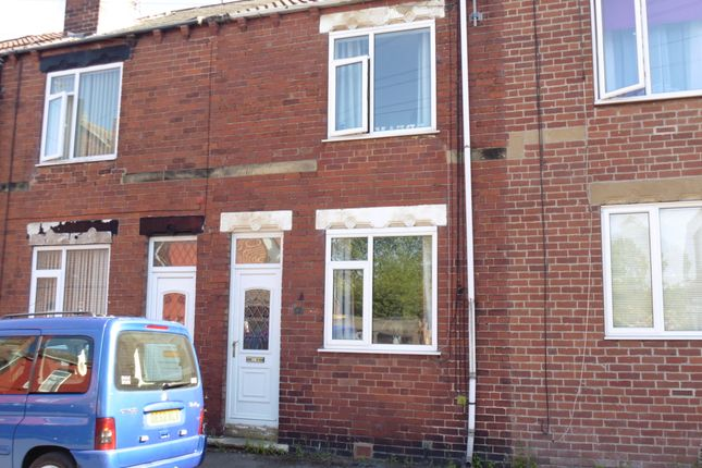 Thumbnail Terraced house to rent in Ivy Terrace, South Elmsall