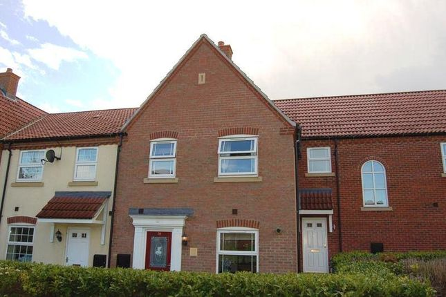 Thumbnail Town house to rent in Stocking Way, Lincoln