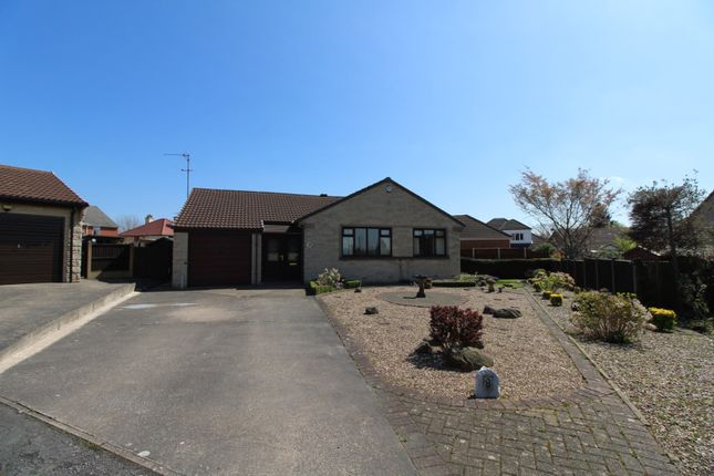 Thumbnail Detached bungalow for sale in Barbon Close, Newbold, Chesterfield