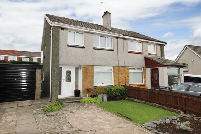 Thumbnail Semi-detached house for sale in 34 Farm Road, Duntocher