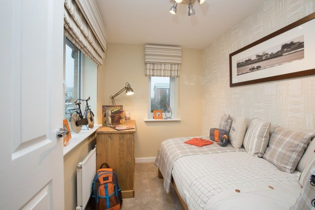 Bedroom Four of Riverbank View, Littleton Road, Salford M6