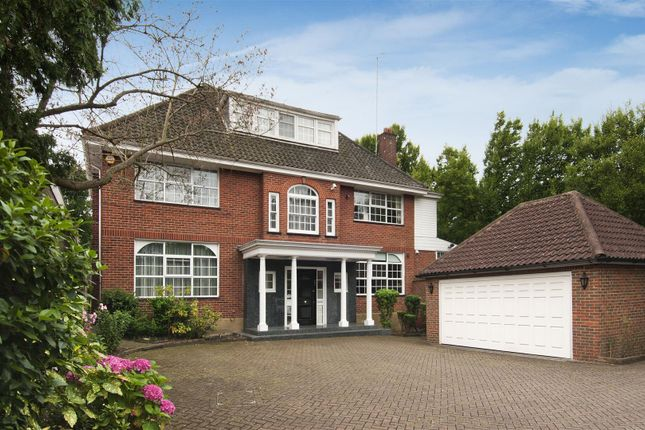 Thumbnail Detached house to rent in Byron Drive, Kenwood