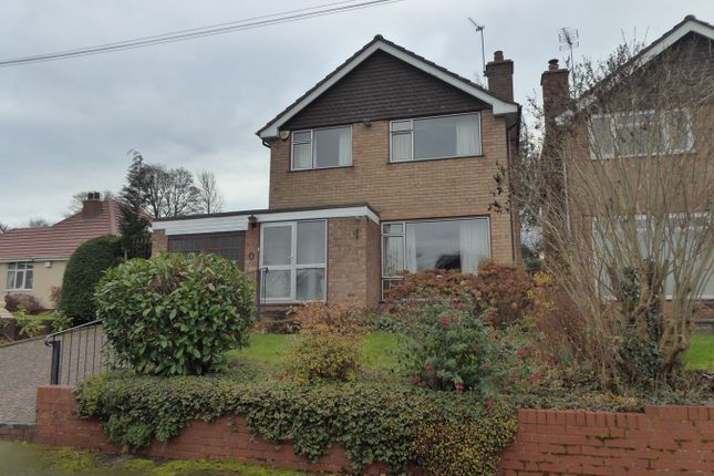 Thumbnail Detached house for sale in Woodglade Croft, Kings Norton, Birmingham