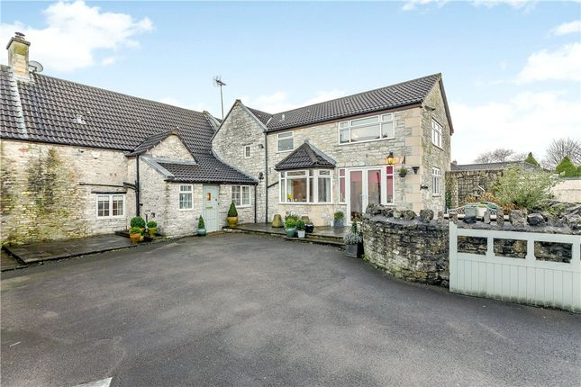 Thumbnail Detached house for sale in The Green, Farmborough, Bath, Somerset