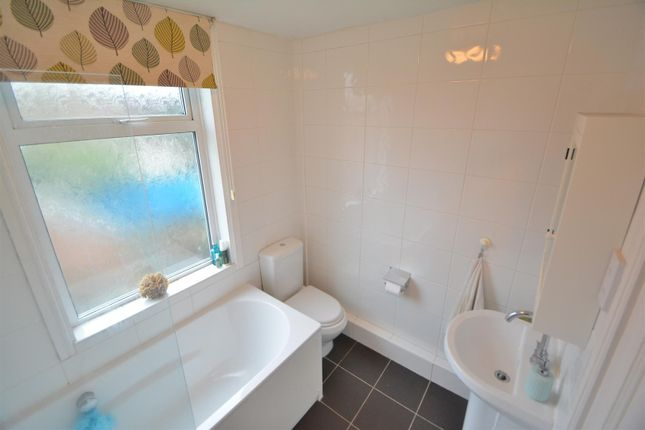 Bathroom of Breedon Street, Long Eaton, Nottingham NG10