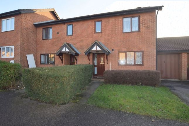 Thumbnail End terrace house for sale in Sullivan Crescent, Browns Wood, Milton Keynes