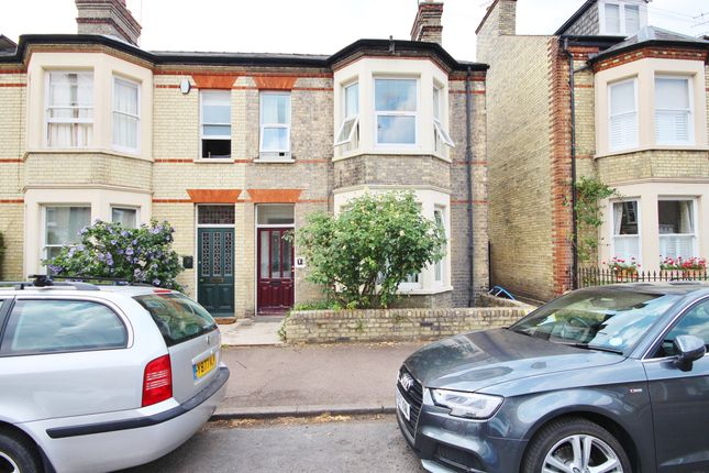 Thumbnail End terrace house to rent in Mawson Road, Cambridge