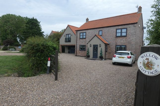 Thumbnail Detached house for sale in Shaw Lane, Fenwick, Doncaster