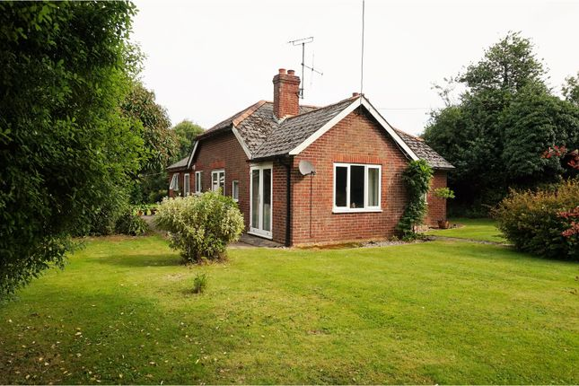 Thumbnail Detached bungalow for sale in Anvil Green, Canterbury