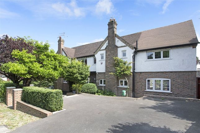 Thumbnail Detached house for sale in Woodcote Avenue, Wallington