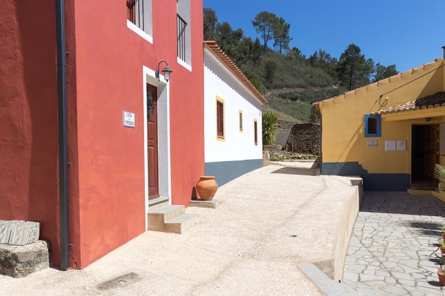 Street of Alferce, Monchique, Portugal
