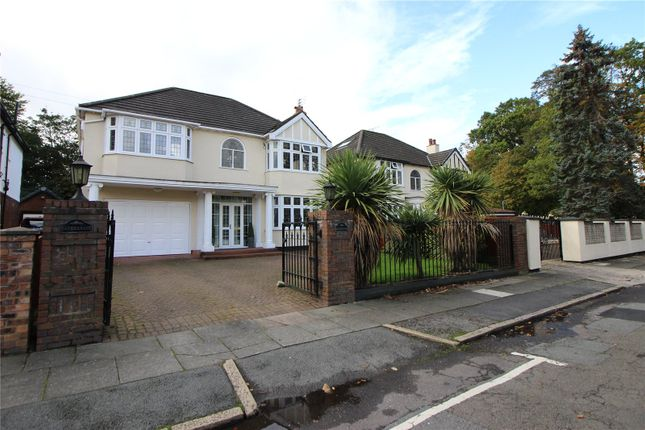 Thumbnail Detached house for sale in Whinmoor Road, West Derby, Liverpool, Merseyside