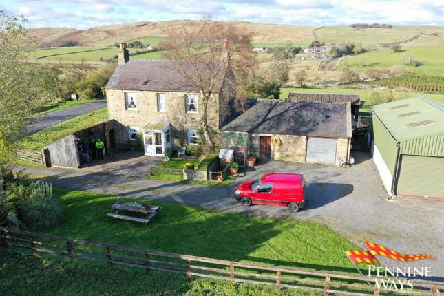 Thumbnail Farmhouse for sale in Bardon Mill, Hexham, Northumberland