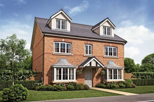 Thumbnail Detached house for sale in The Bowdon, Roseacre Gardens, Rufford, Lancashire