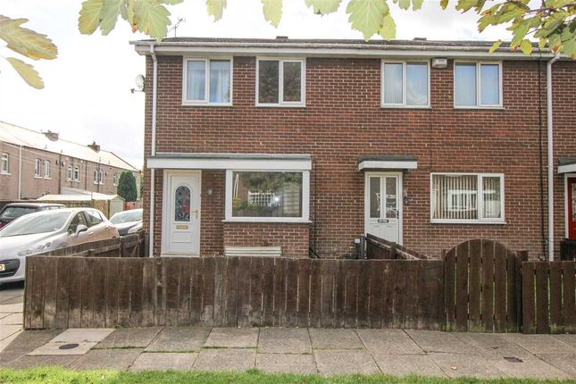 Thumbnail Terraced house to rent in Avon Court, New Hartley, New Hartley