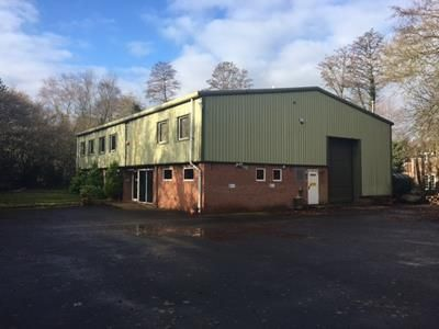 Thumbnail Commercial property for sale in Highclere Business Centre & Cottage, Mount Road, Highclere, Newbury