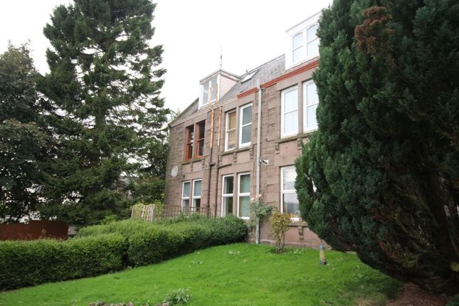 Thumbnail Flat for sale in Eastbank, Brechin