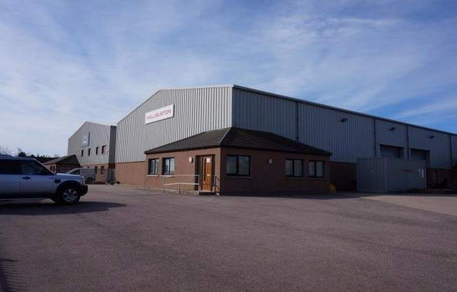 Thumbnail Light industrial to let in Kintore, Inverurie