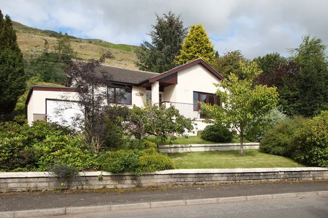 Thumbnail Bungalow for sale in Manse Road, Killin