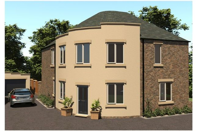 Thumbnail Detached house for sale in Plot 8 - Petersfield, Elvin Way, Chesterfield
