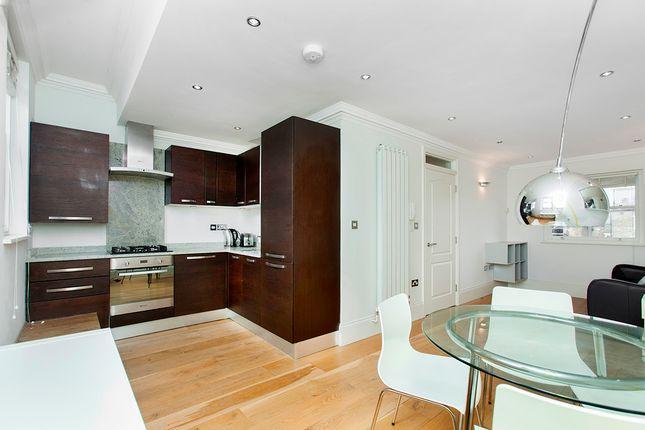 Thumbnail Flat to rent in Blackstock Road, London