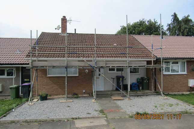 Thumbnail Terraced bungalow to rent in Goodrich Court, Llanyravon, Cwmbran