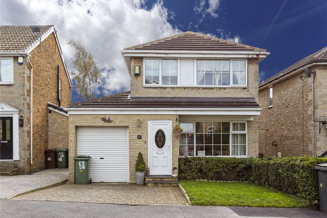 Thumbnail Detached house for sale in Clover Court, Calverley, Pudsey, West Yorkshire