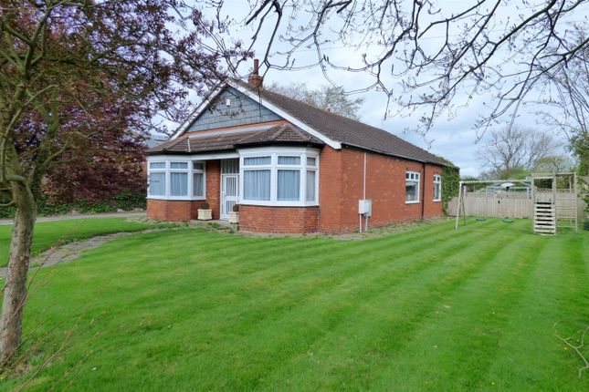 Thumbnail Detached bungalow for sale in East Street, Alford