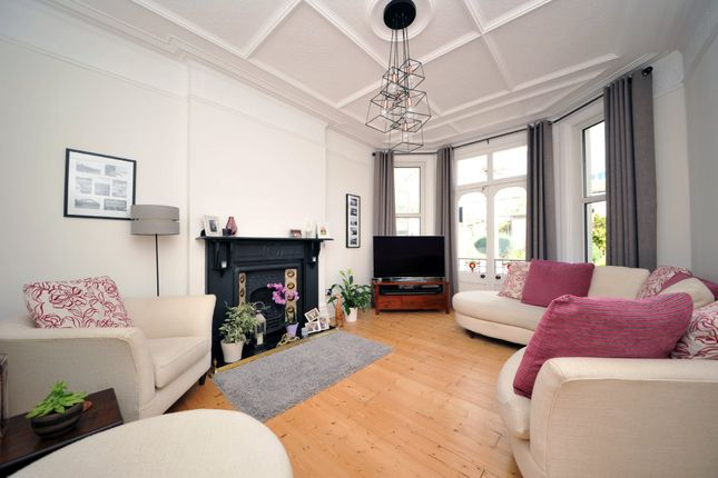 Thumbnail Semi-detached house for sale in Cyncoed Road, Penylan, Cardiff