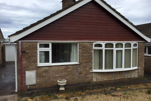 Thumbnail Detached bungalow to rent in Charnwood Close, Marske By The Sea