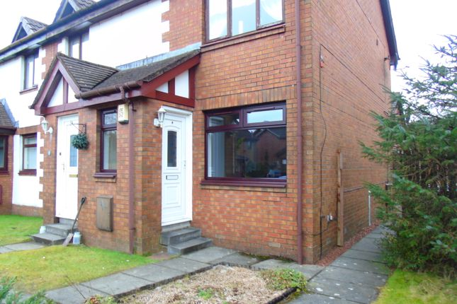 Thumbnail Flat for sale in Dysart Way, Moffat Mills, Airdrie