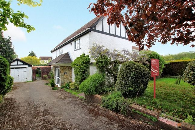 Thumbnail Detached house for sale in Millwood, Lisvane, Cardiff