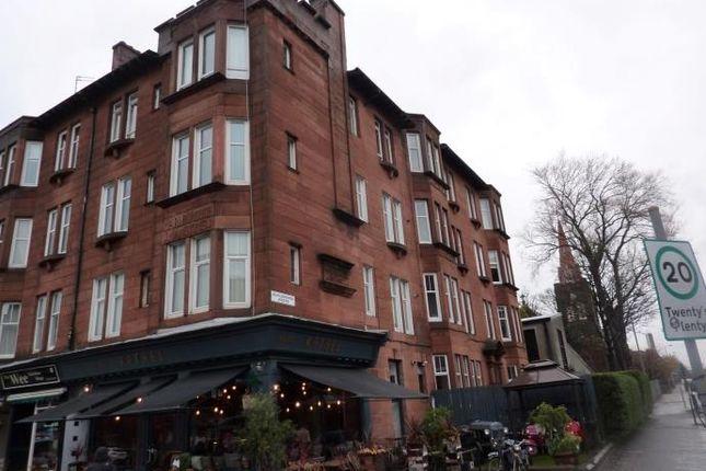 Thumbnail Flat to rent in Marlborough Avenue, Glasgow