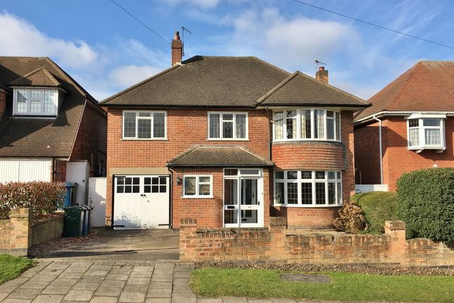 Thumbnail Detached house for sale in Musters Road, West Bridgford