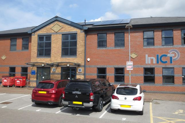 Thumbnail Office to let in Unit 8 Fusion Court, Aberford Road, Garforth, Leeds, West Yorkshire