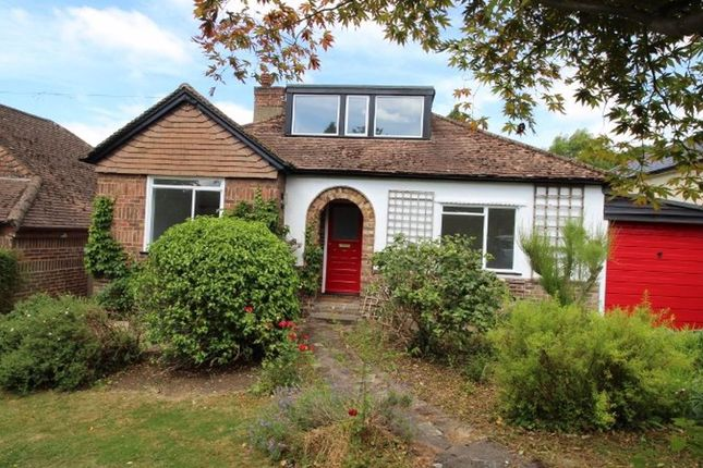Thumbnail Bungalow to rent in Beechy Lees Road, Otford, Sevenoaks