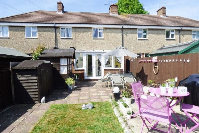 Rear View of Cleeve Road, Leatherhead KT22
