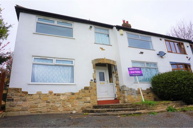 Thumbnail Semi-detached house for sale in Hill End Close, Leeds